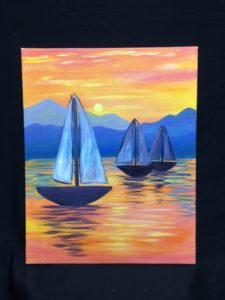 Kristen Abranson Peace, Love and Boats